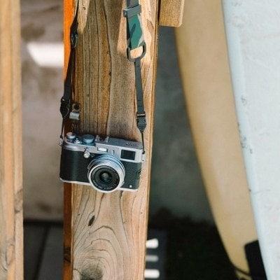 Simplr M1a Mirrorless Camera Strap on Fujifilm X100S