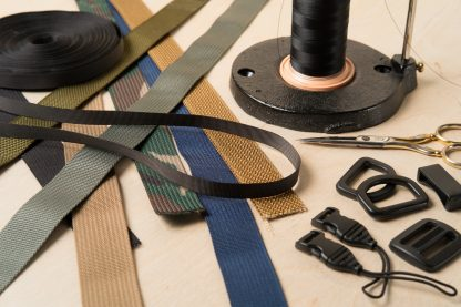 We use carefully selected rugged materials for our camera straps