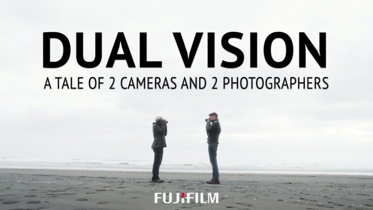 Charlene Winfred og Flemming Bo Jensens Dual Vision Kamera Video for Fuji