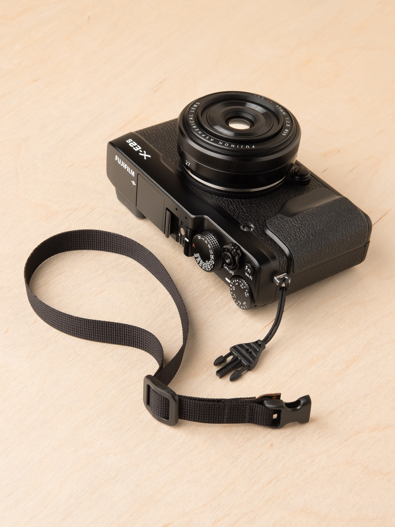 M1w Mirrorless Camera Wrist Strap Quick Release