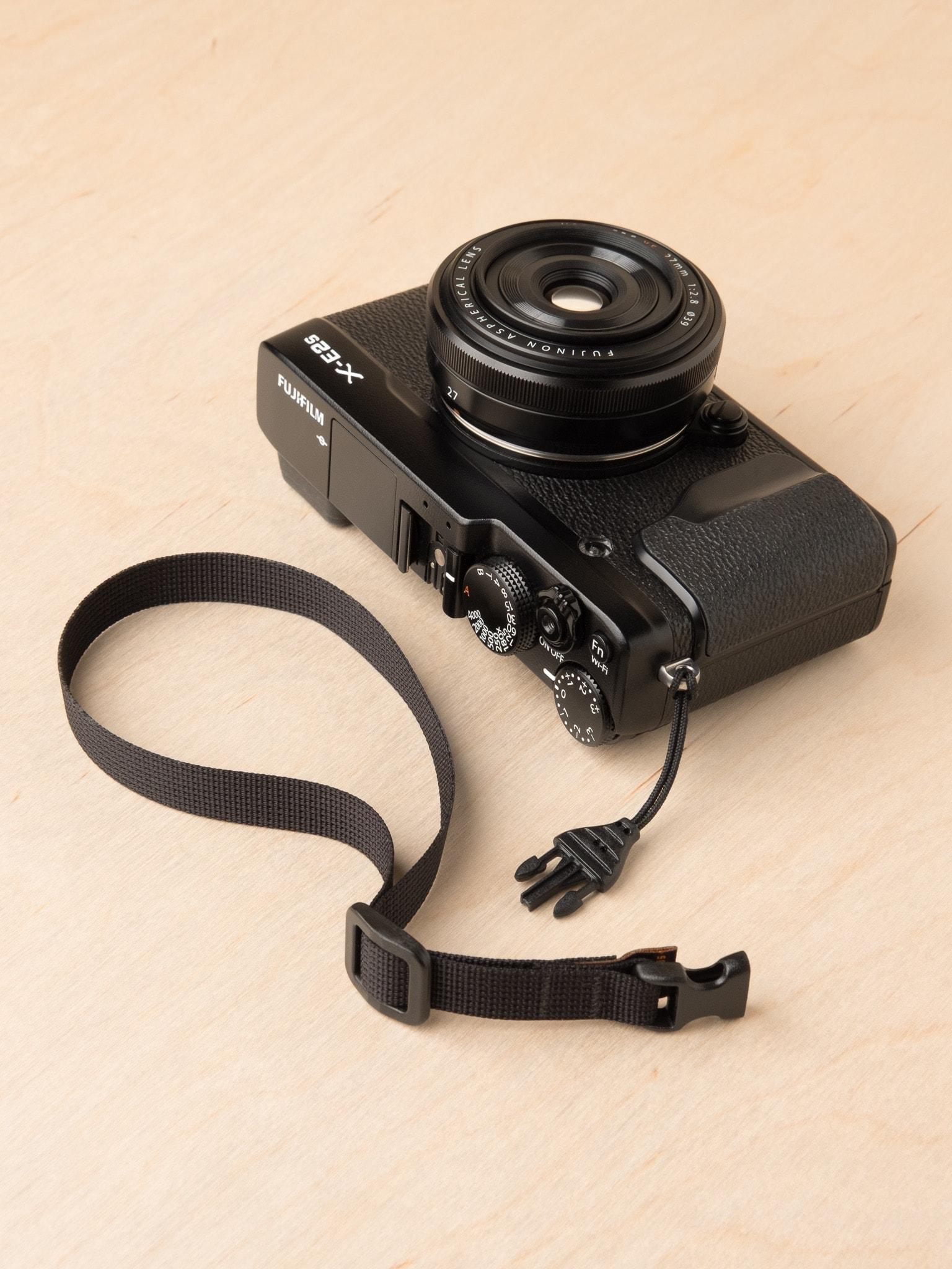 M1w Détachement rapide de dragonne pour caméra avec caméra