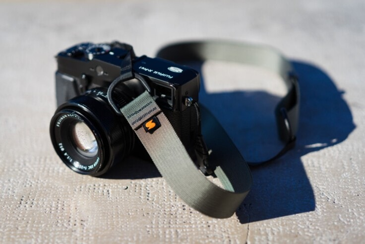 Simplr M1a Mirrorless Camera Strap Review su fujixpassion.com