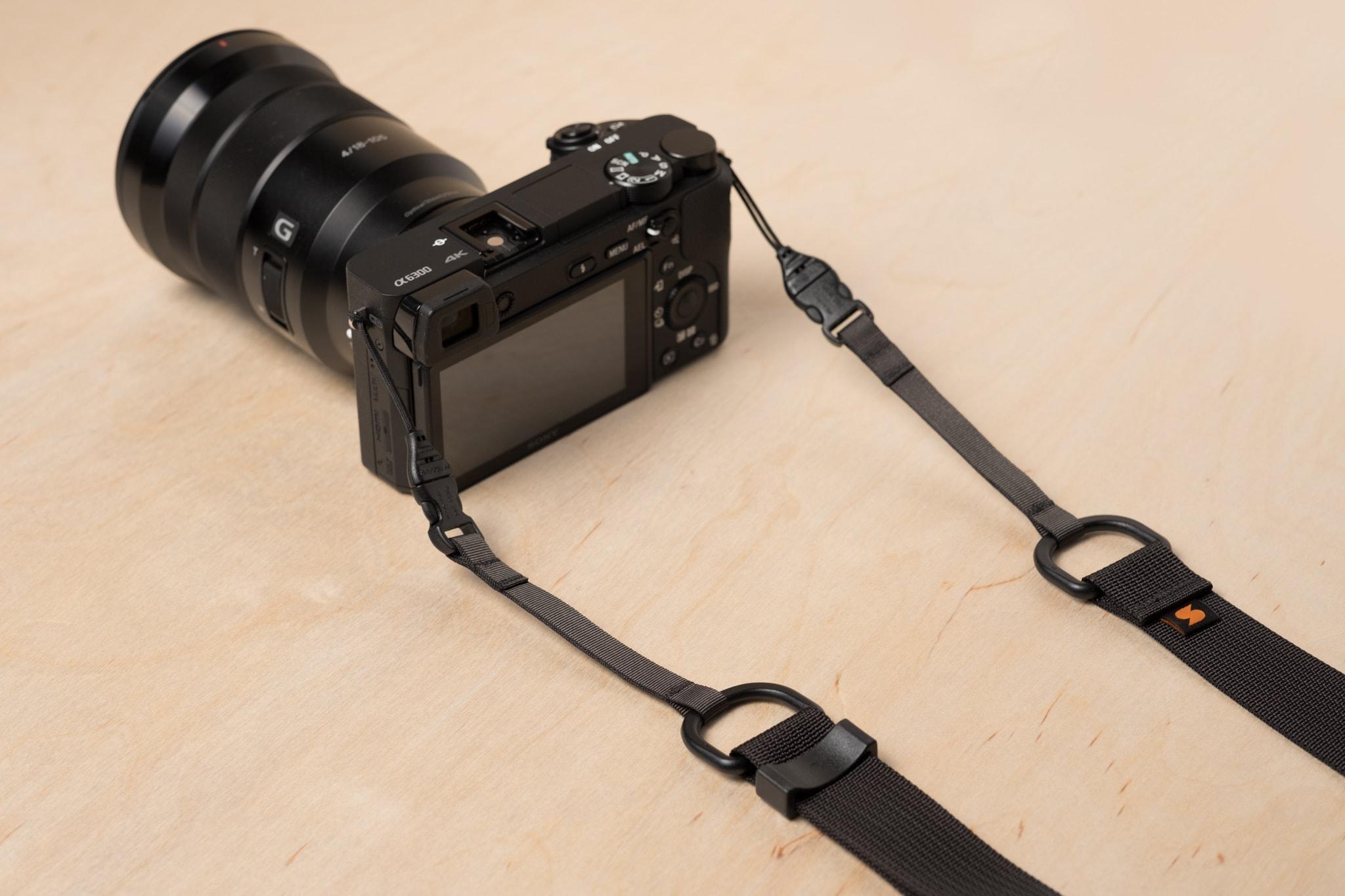 M1a Mirrorless Camera Strap \u2022 Simplr Camera Straps