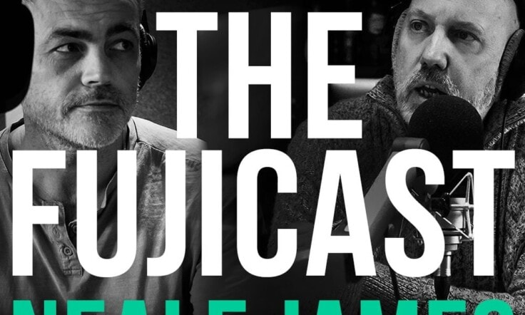 The Fujicast med Kevin Mullins og Neale James
