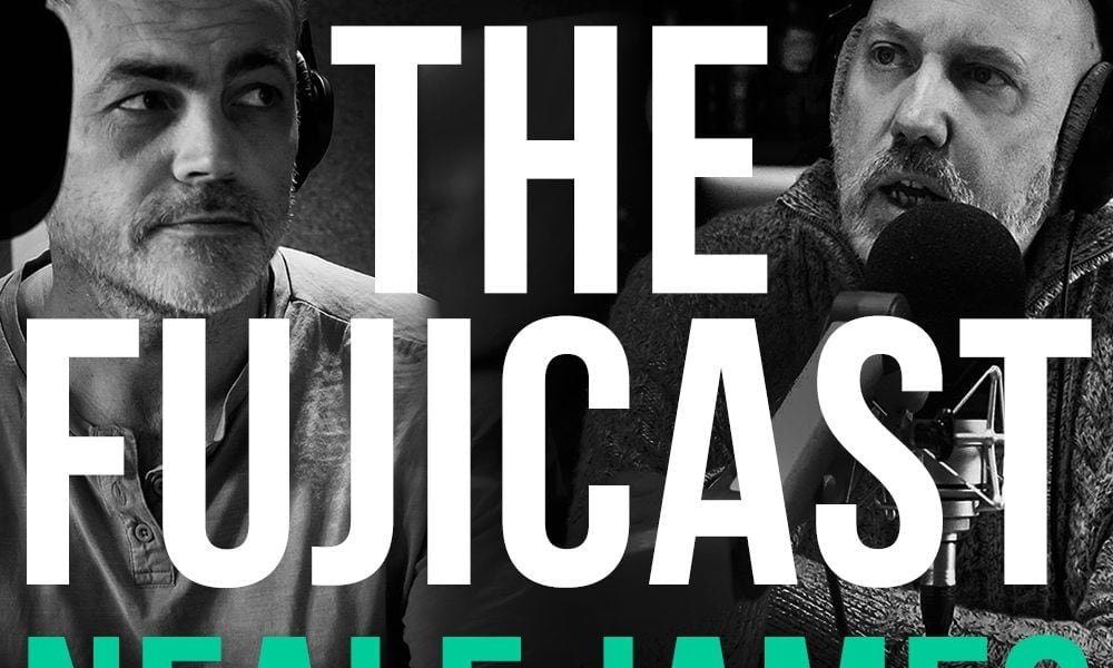 The Fujicast dengan Kevin Mullins dan Neale James