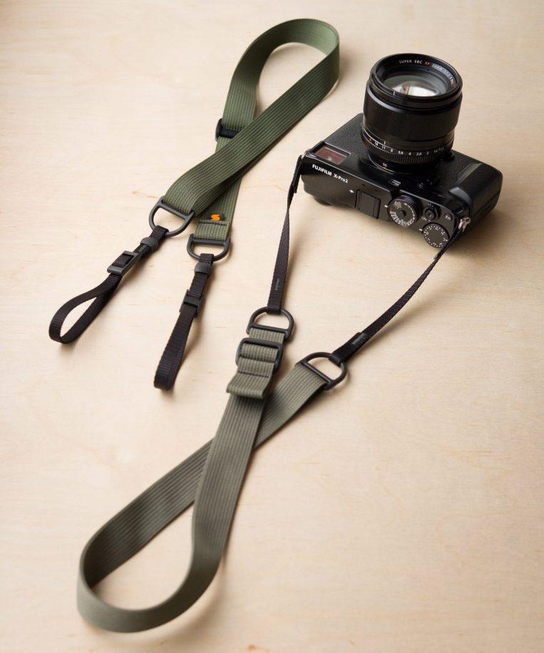सिंपल एफ 1 स्लिंग स्टाइल कैमरा स्ट्रैप्स
