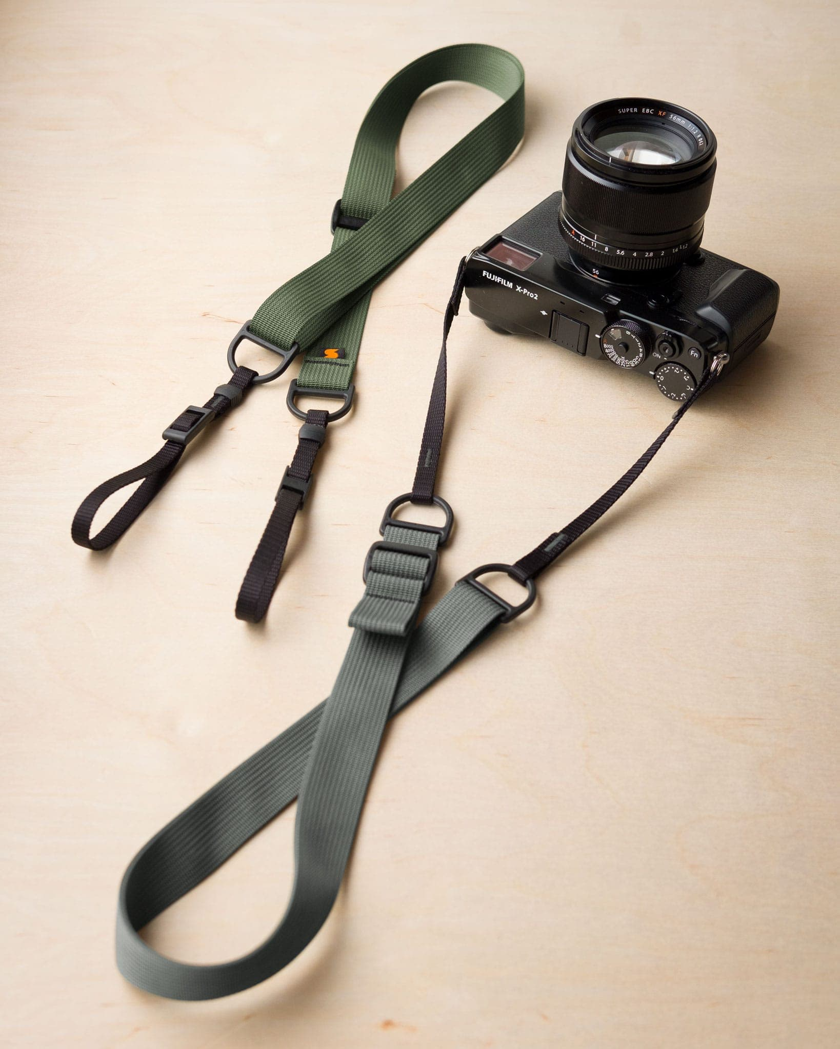 Simplr F1 Sling Style Strap Camera
