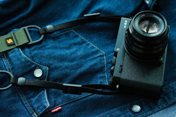 Fujifilm X-E4 with Simplr F1